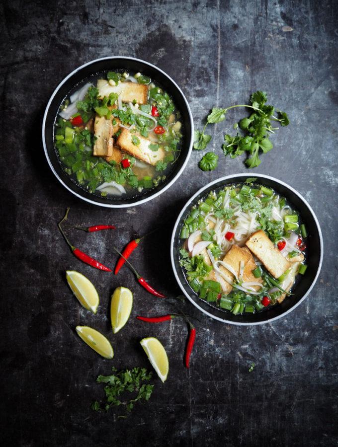 Phở – veganská verze