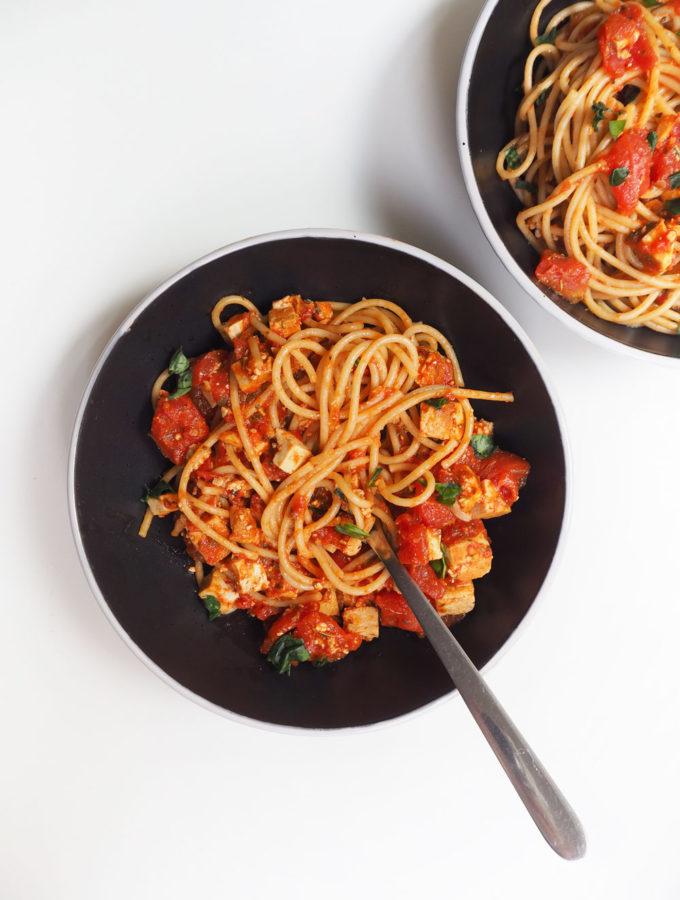 Špagety za 10 minut
